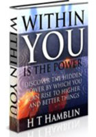 Within You is the Power